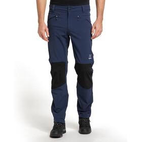 Haglöfs Morän Pants Men tarn blue/true black